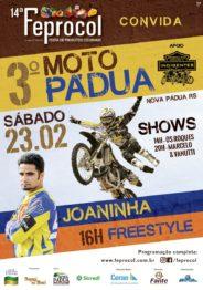 Joaninha: O campeão de free style em Nova Pádua/RS