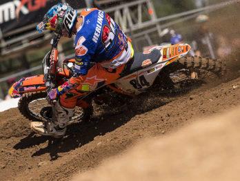 Jeffrey Herlings vai continuar no Mundial de Motocross 2019