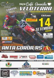 Campeonato Pirelli de veloterra chega na oitava etapa em Anta Gorda