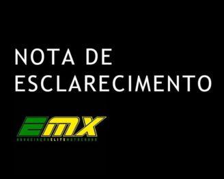 Pilotos esclarecem em nota a polêmica no Brasileiro Elite MX em Jarinu/SP