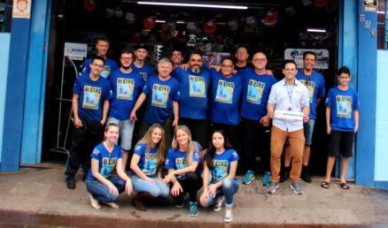 Remi Moto Peças comemora 40 anos em Novo Hamburgo