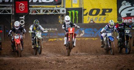 Enzo conquista 8º lugar na 13º etapa do AMA SX