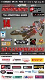 Regional de Motocross acontece na Arena Eucaliptos em São Leopoldo