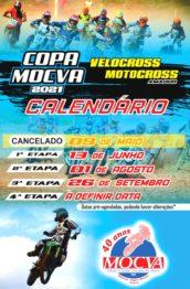 MOCVA reedita calendário 2021