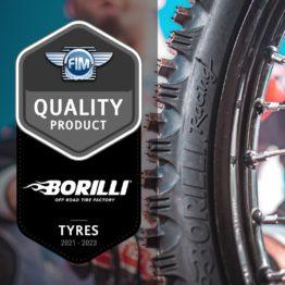 Borilli Racing conquista selo de qualidade internacional da FIM
