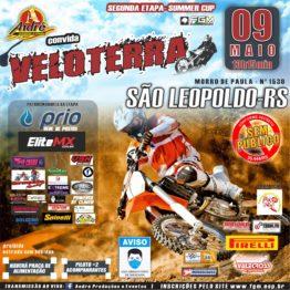 Domingo tem Summer Cup de veloterra em São Leopoldoa